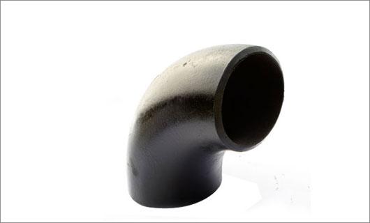 碳钢90°弯头